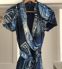 Hugo Boss obleka, 100% svila, št. 36