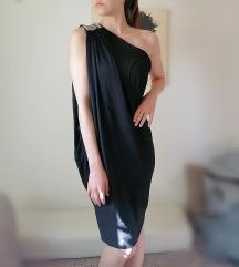 ZNIŽ.Nova oneshoulder obleka