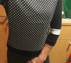 majica s 3/4  rokavi  S