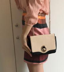 Zara dvostranska torba (menjaj barvo)
