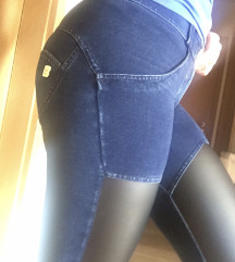 Freddy half jeans/leather ORIG.