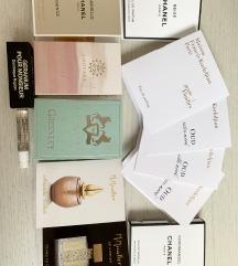Vzorci/dekanti parfumov - niche