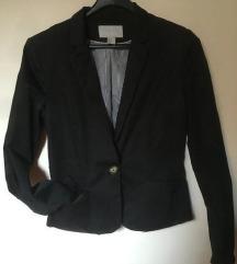 NOV Črn blazer