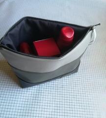 Moška toaletna torbica -večja
