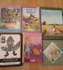 Različne knjigice