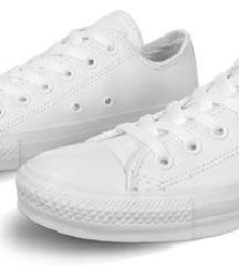 All star all white - NOVO