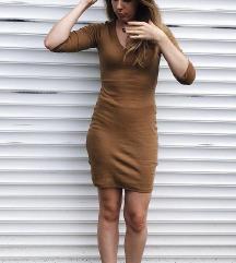 Rjava obleka