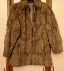 Daljša krznena jakna