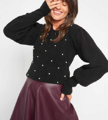 Orsay pulover s biseri /NOV (MPC 30EUR)