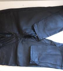 Hlače leather pimki