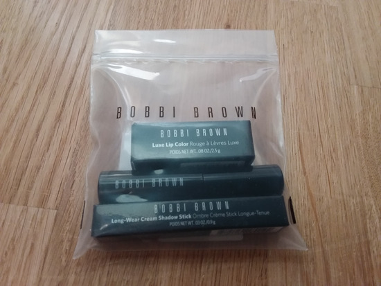 Bobbi Brown Mini Beauty Trio MPC 50€