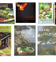 iščem za IZMENJAVO knjige ✿presno, vegetarijansko