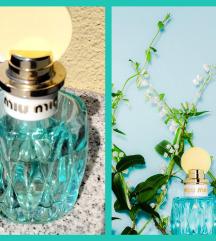 ♨️Miu  Miu L'eau Bleue edp 100/80 ml