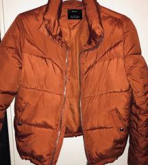 Bomber oranzna bunda(z ptt)