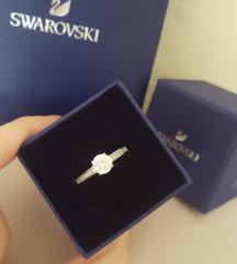 Original swarovski prstan/certifikat