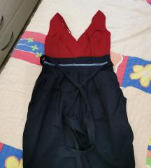 Obleka na balon xs/s