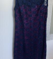 rocno sivana obleka (st. S)