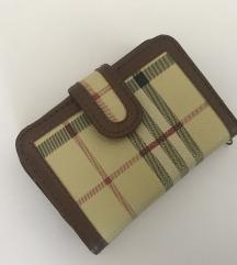NOVA usnjena denarnica