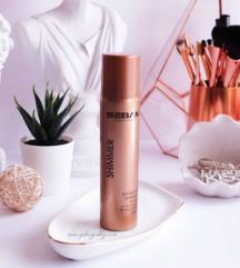 Sprej SHIMMER za sijoč bronast učinek kože