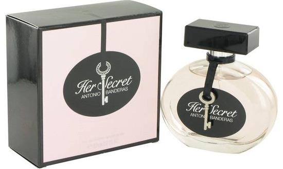 Antonio Banderas parfum Her secret