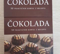 Knjiga Čokolada
