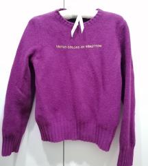 Volnen pulover Benetton