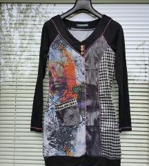 LIDU Fashion št. 38 obleka desigual stil