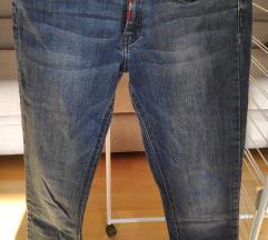 Jeans hlače modre