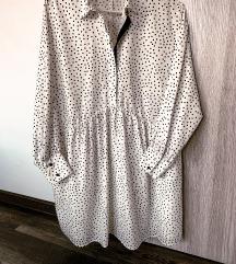 ZARA basic obleka