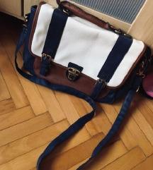 Mornarska torba, zelo lepa!