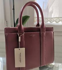 NOVA torbica z etiketo - ne menjam