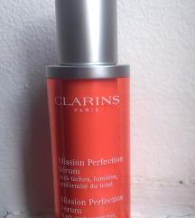 Novo Clarins Mission Perfection Serum