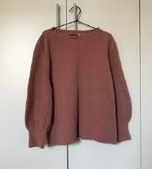Zara oversized pulover