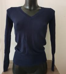 Zara knit moder pulover M