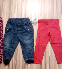 Podložene hlače 80