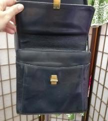 Usnjena vintage torbica