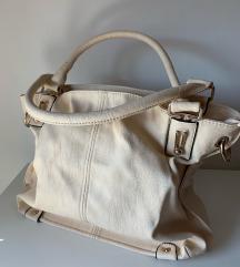 Bež modna torbica