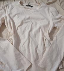 Majica v barvi koze
