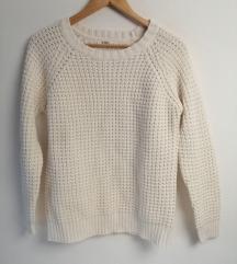 Pleten pulover C&A nov