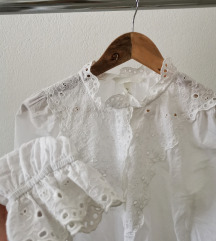 H&m bluza bela