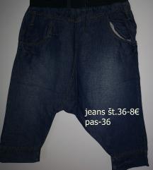 baggy jeans hlače