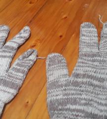 Volnene rokavice