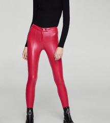 Imitacija usnjenih hlač