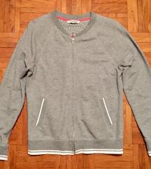 Siva tanjša jaknica M