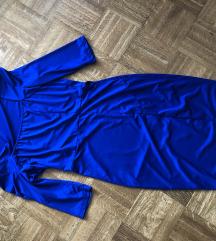 Kraljevo modra obleka m