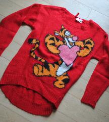 H&m NOV Winnie the Pooh pulover
