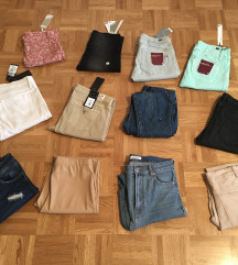Freddy WR.UP, Calzedonia, G-Star & Guess hlače