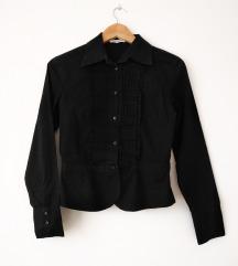 Črna srajca Naracamice