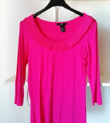 h&m bluzica pink