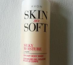 Silky Moisture gel za prhanje z arganovim oljem